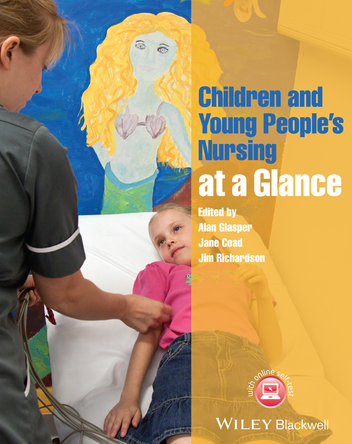 лучшая цена Jim Richardson Children and Young People's Nursing at a Glance