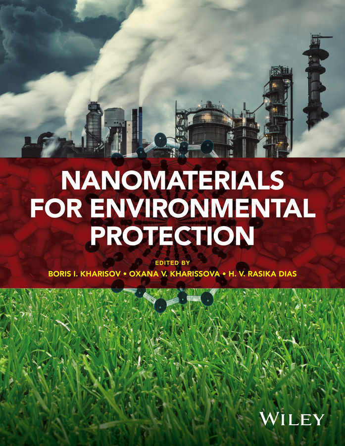 Oxana Kharissova V. Nanomaterials for Environmental Protection недорго, оригинальная цена