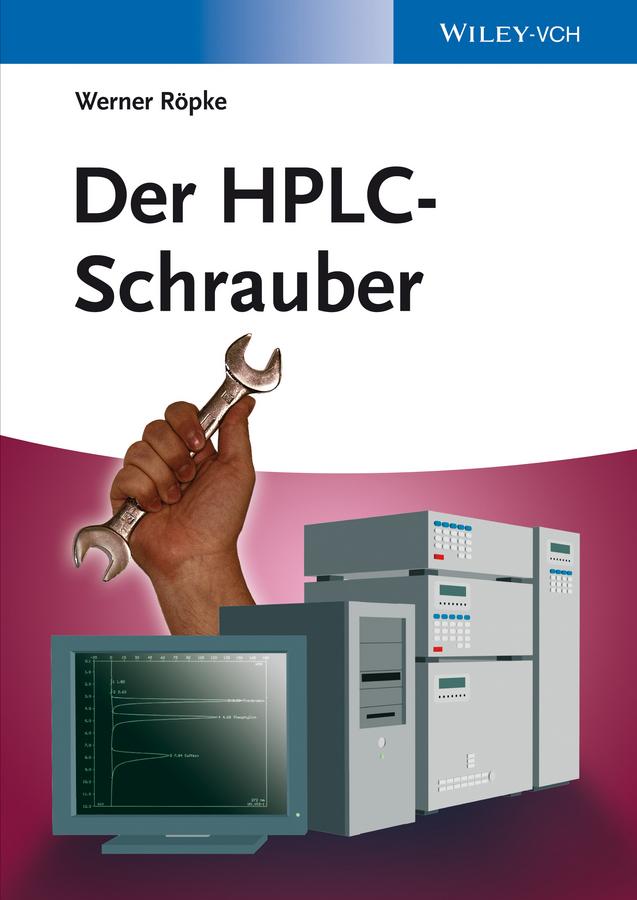 Фото - Werner Röpke Der HPLC-Schrauber olaf heye heyenga innovationscooperation zwischen hersteller und anwender
