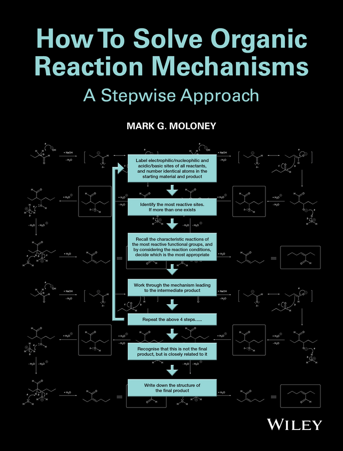 Mark Moloney G. How To Solve Organic Reaction Mechanisms. A Stepwise Approach michael roberto a unlocking creativity how to solve any problem and make the best decisions by shifting creative mindsets