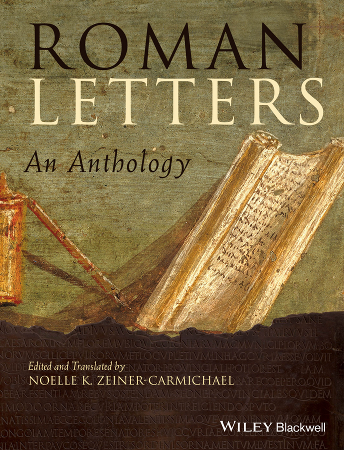 Noelle Zeiner-Carmichael K. Roman Letters. An Anthology richard beatty h 175 high impact cover letters