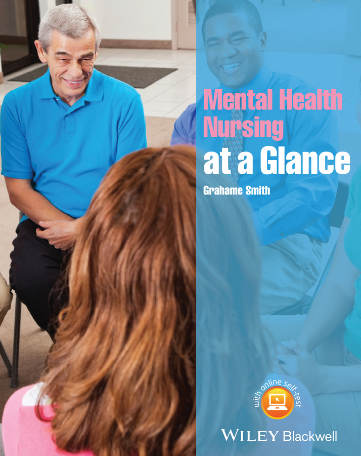 лучшая цена Grahame Smith Mental Health Nursing at a Glance