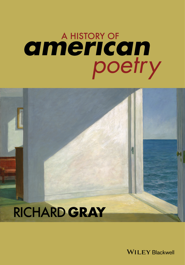 Richard Gray A History of American Poetry yauheniya askolkava poetry of a day