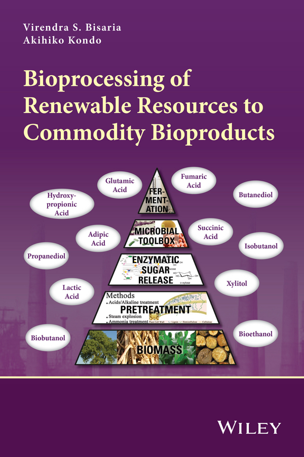 Akihiko Kondo Bioprocessing of Renewable Resources to Commodity Bioproducts цена