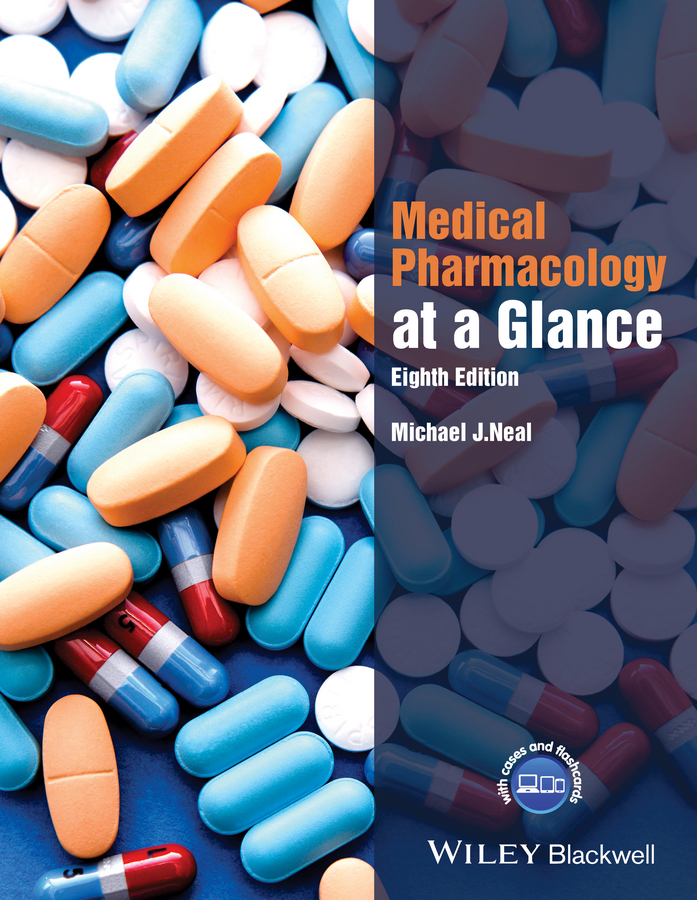 Michael Neal J. Medical Pharmacology at a Glance цена