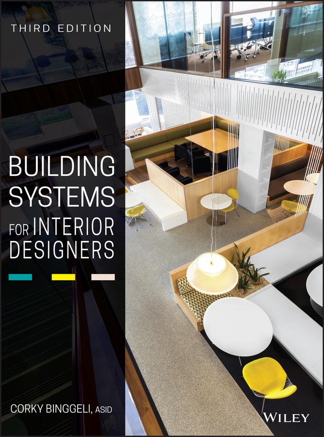Corky Binggeli Building Systems for Interior Designers футболка the new designers the new designers th020embggh0