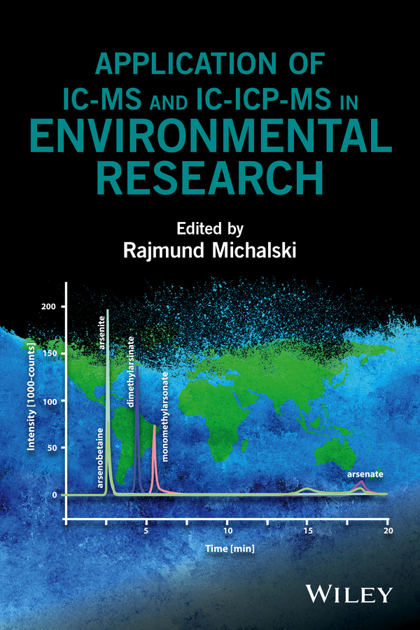 Rajmund Michalski Application of IC-MS and IC-ICP-MS in Environmental Research 20pcs l5973d sop8 ic