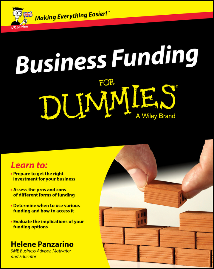 Helene Panzarino Business Funding For Dummies