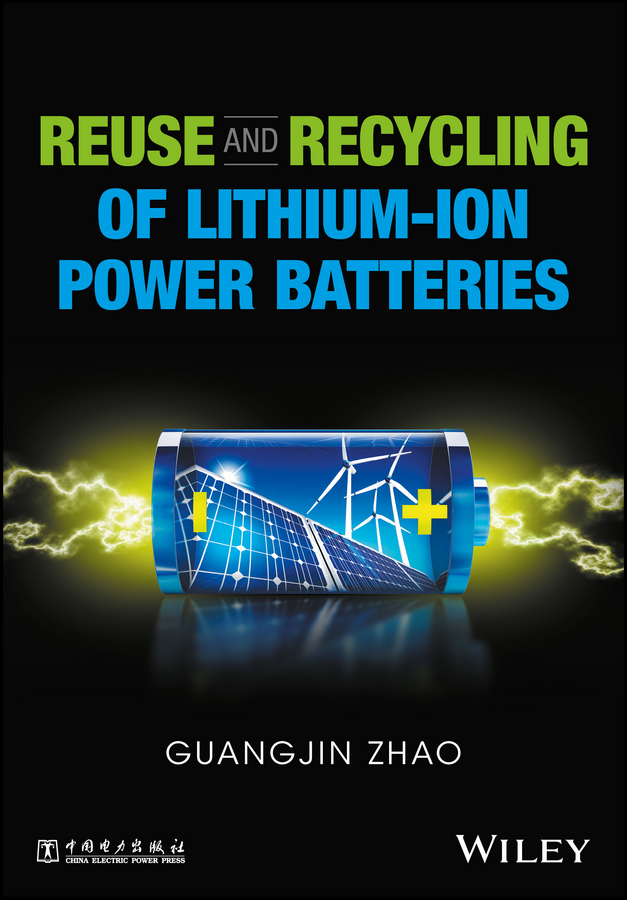 Guangjin Zhao Reuse and Recycling of Lithium-Ion Power Batteries new 4000mah rechargeable lithium ion battery replacement power tool battery for makita 18v bl1830 bl1840 lxt400 bl1815 194205 3