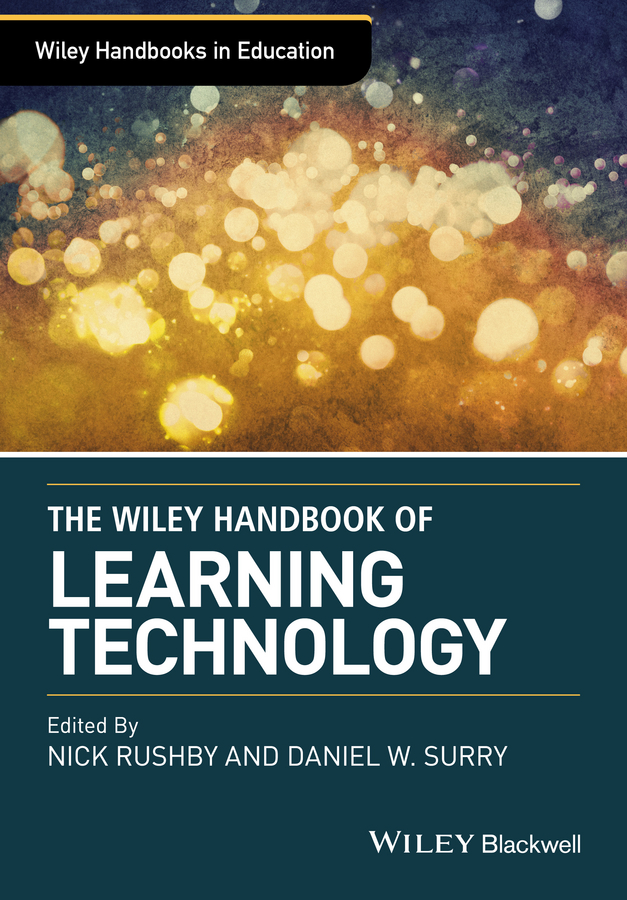 цена на Nick Rushby The Wiley Handbook of Learning Technology