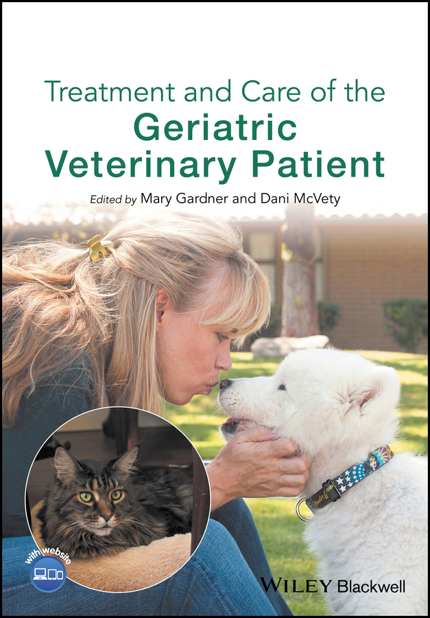 лучшая цена Mary Gardner Treatment and Care of the Geriatric Veterinary Patient