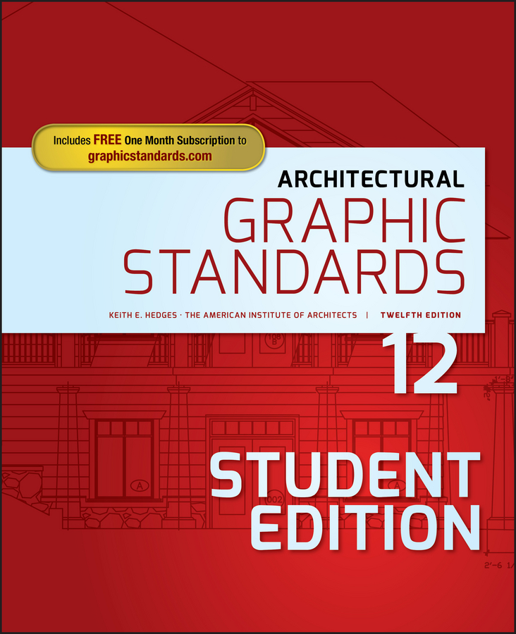 American Instituteof Architects Architectural Graphic Standards leonard hopper j graphic standards field guide to hardscape