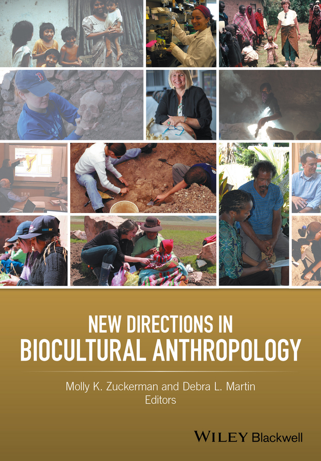 цена на Molly Zuckerman K. New Directions in Biocultural Anthropology