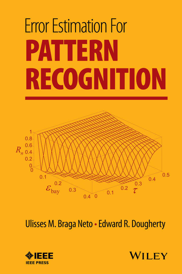Edward R. Dougherty Error Estimation for Pattern Recognition цены