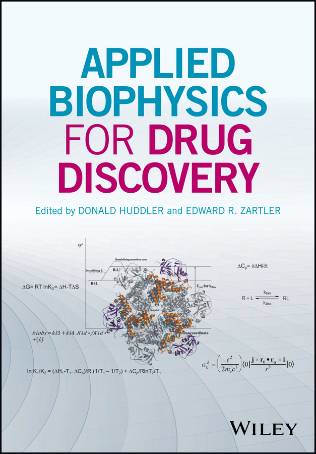 Donald Huddler Applied Biophysics for Drug Discovery novel image compression methods based on vector quantization