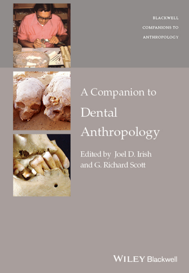 G. Scott Richard A Companion to Dental Anthropology недорго, оригинальная цена