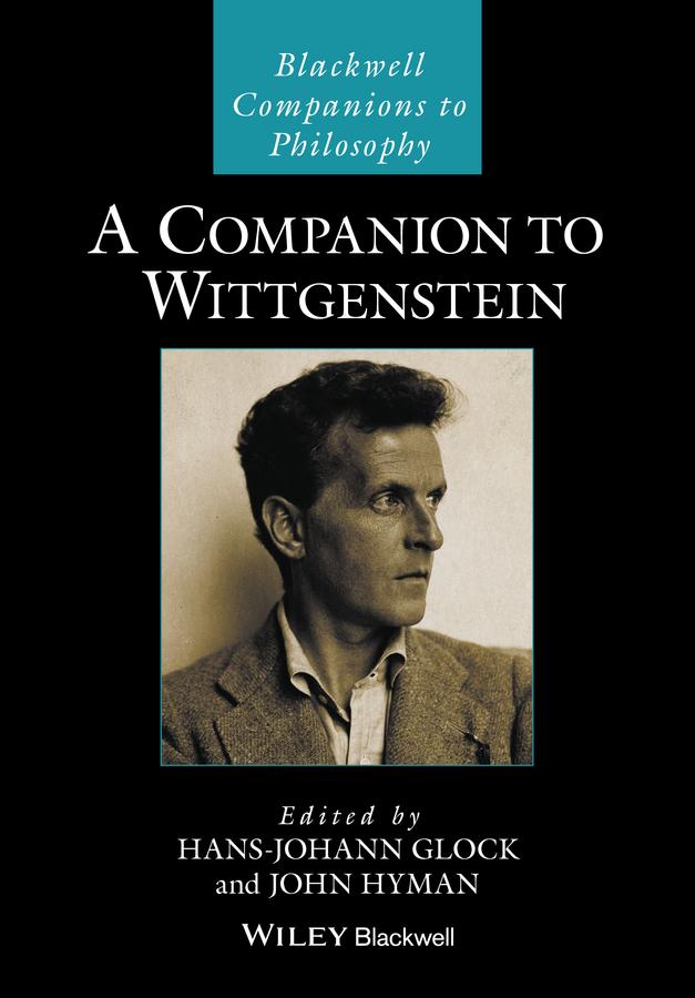 Hans-Johann Glock A Companion to Wittgenstein reports of the survey botanical series volume 9