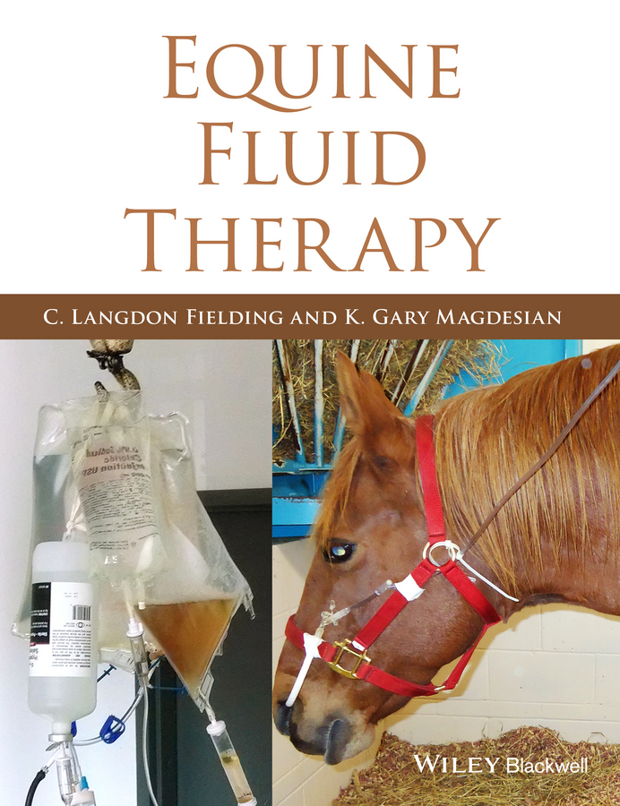 C. Fielding Langdon Equine Fluid Therapy цены