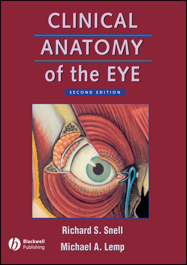 Richard Snell S. Clinical Anatomy of the Eye clinical anatomy of the thorax of dog