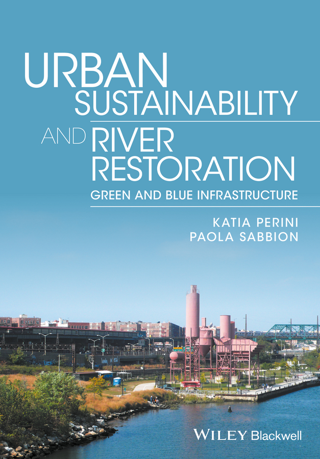 Katia Perini Urban Sustainability and River Restoration. Green and Blue Infrastructure carl speshock h empowering green initiatives with it a strategy and implementation guide