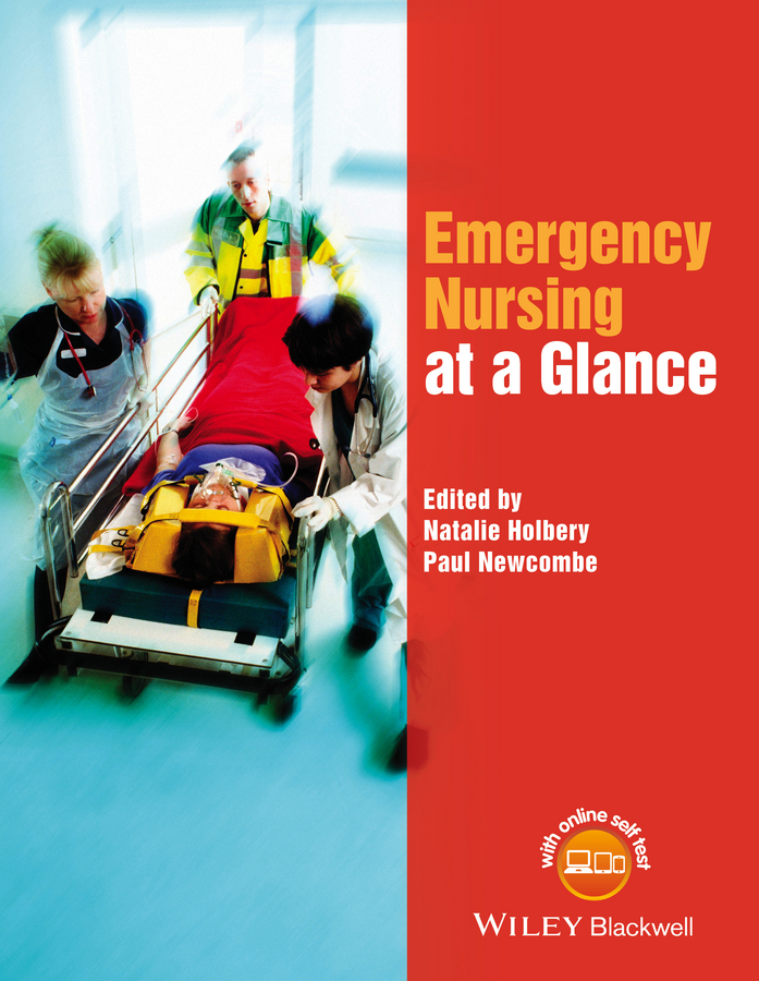 Natalie Holbery Emergency Nursing at a Glance ian peate pathophysiology for nurses at a glance