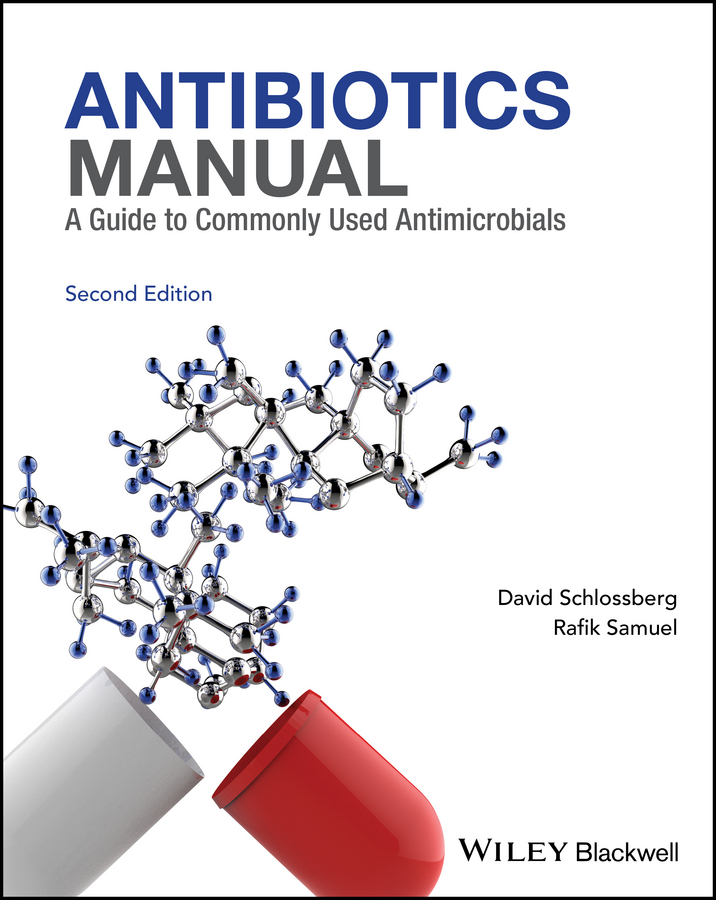 Rafik Samuel Antibiotics Manual. A Guide to commonly used antimicrobials