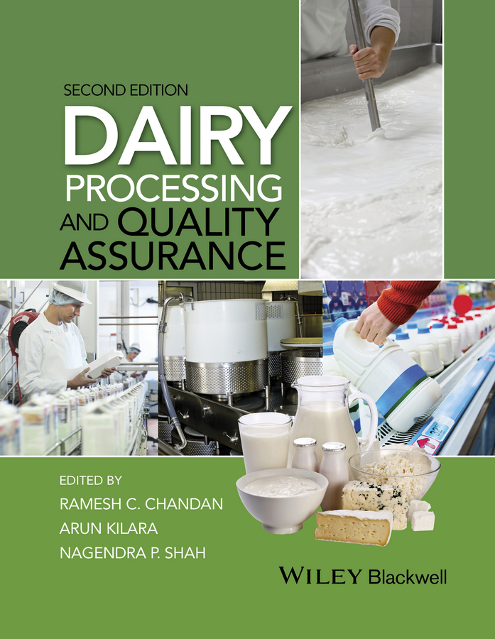 Arun Kilara Dairy Processing and Quality Assurance raw milk quality