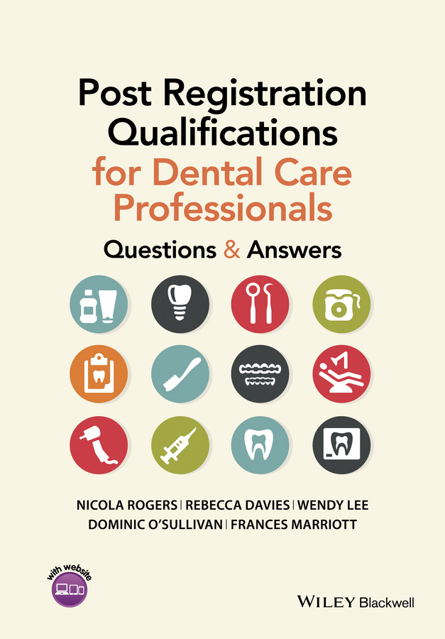 Wendy Lee Post Registration Qualifications for Dental Care Professionals. Questions and Answers dental artex amann girrbach t type articulator dental lab equipment