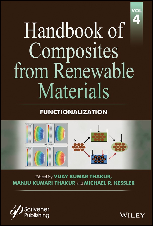 Vijay Thakur Kumar Handbook of Composites from Renewable Materials, Functionalization utilization of biomass as reinforcement in polymer composites