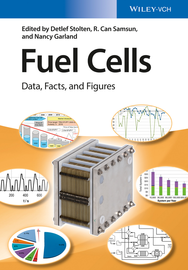 Detlef Stolten Fuel Cells. Data, Facts, and Figures vladimir bagotsky s fuel cells problems and solutions