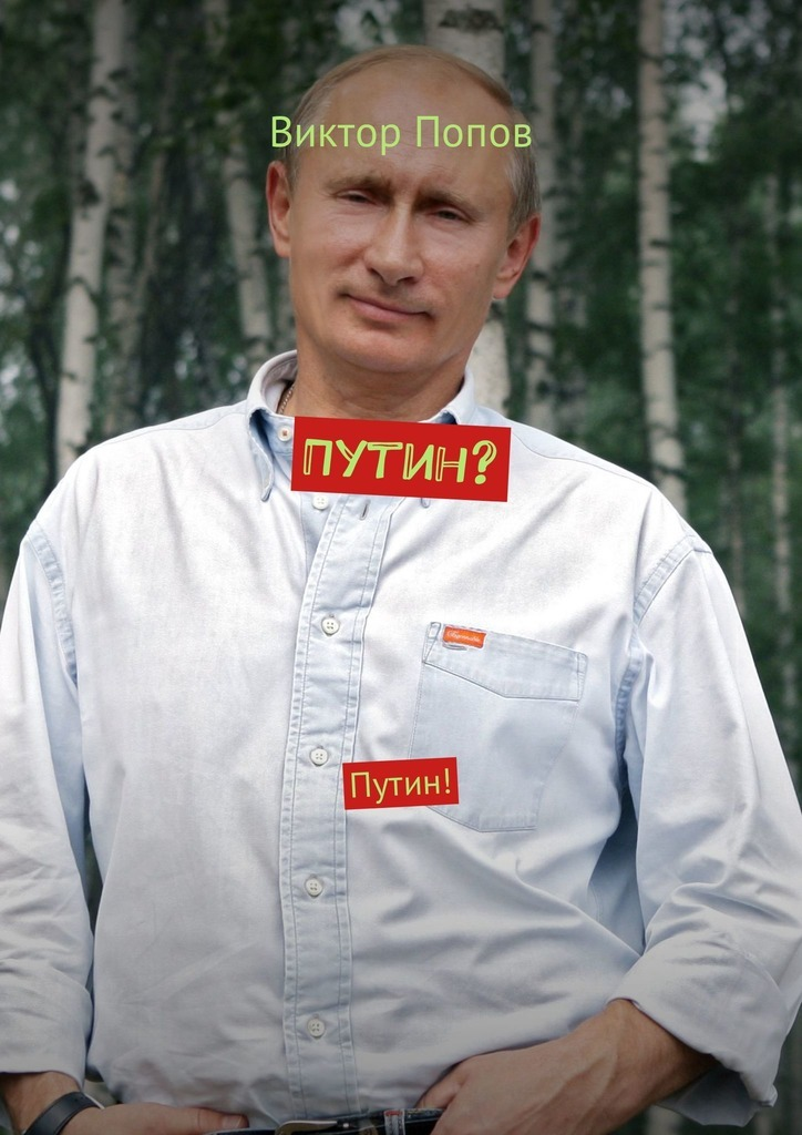 Виктор Алексеевич Попов Путин? Путин! виктор согомонян пресс секретарь президента