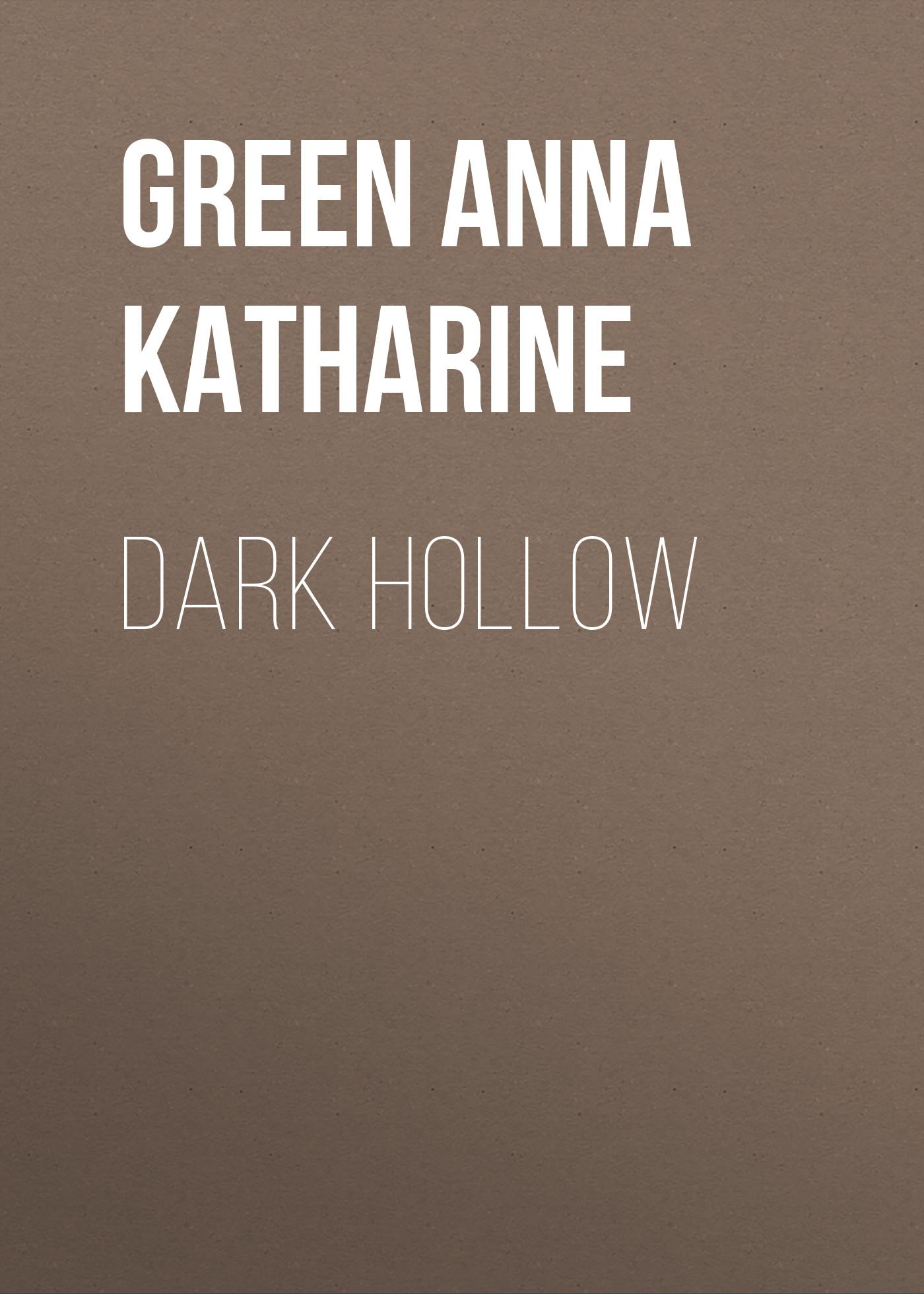 Green Anna Katharine Dark Hollow green anna katharine hand and ring
