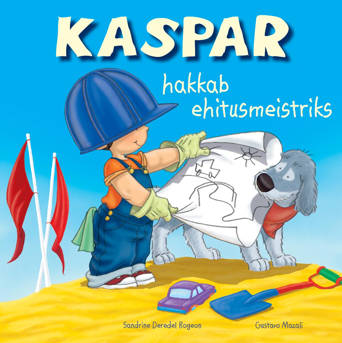 лучшая цена Gustavo Mazali Kaspar hakkab ehitusmeistriks