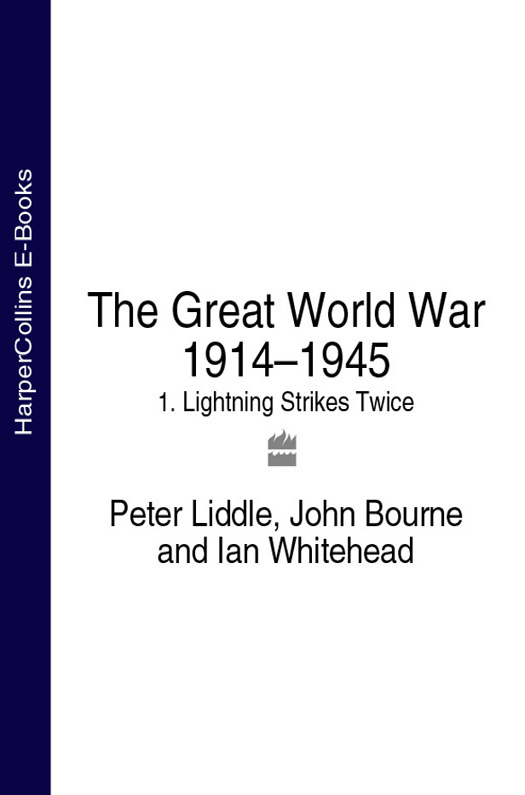 John Bourne The Great World War 1914–1945: 1. Lightning Strikes Twice цена 2017