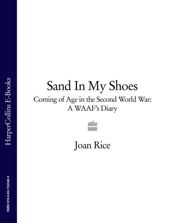 лучшая цена Joan Rice Sand In My Shoes: Coming of Age in the Second World War: A WAAF's Diary