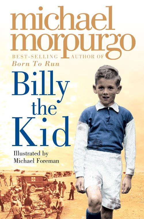 Michael Morpurgo Billy the Kid