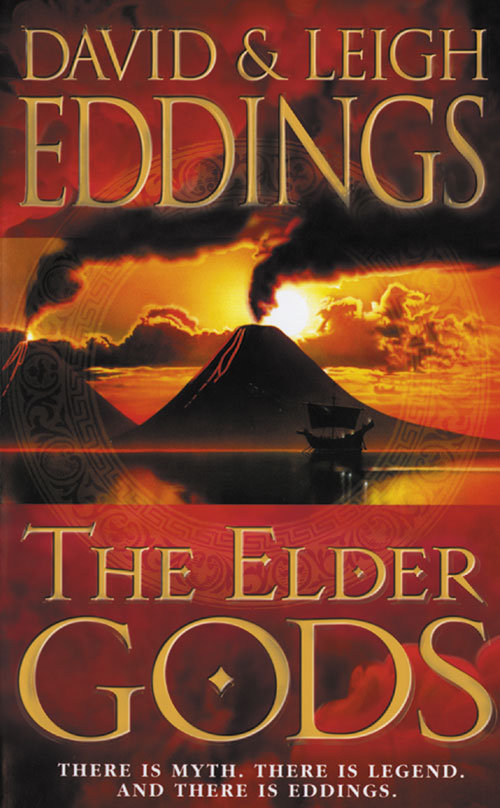 David Eddings The Elder Gods emperor the blood of gods