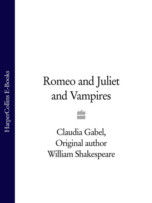 romeo and juliet and vampires
