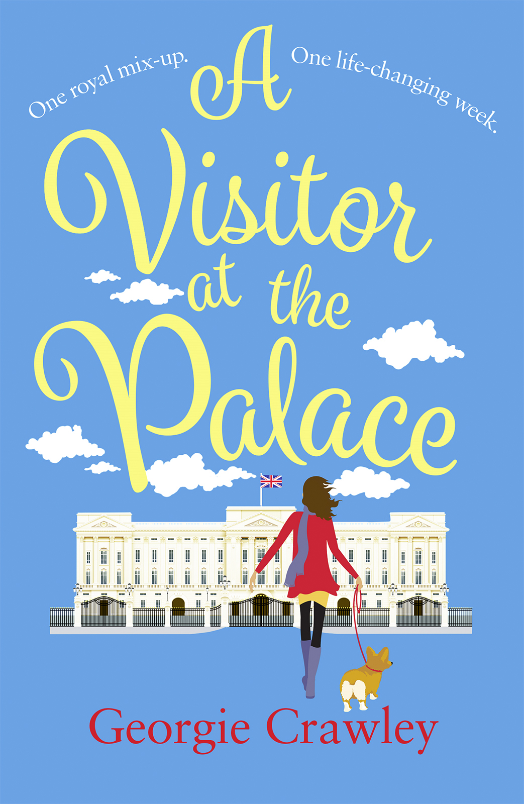 Georgie Crawley A Visitor at the Palace: The perfect feel-good royal romance to read this summer стоимость