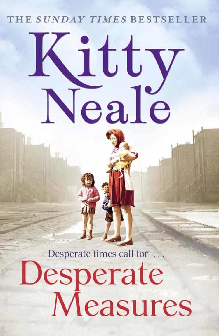 Kitty Neale Desperate Measures kitty neale lost angel