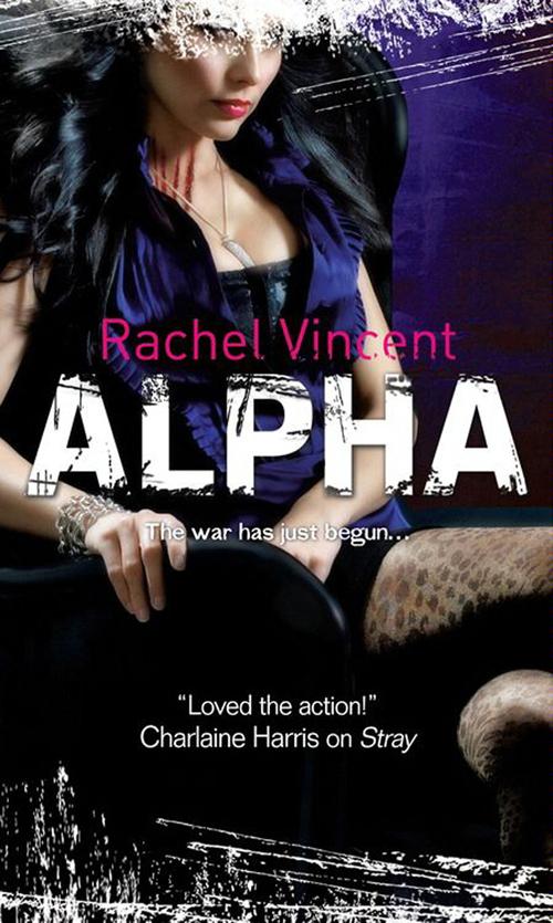 Rachel Vincent Alpha цена