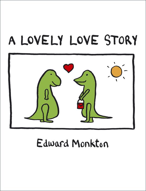 Edward Monkton A Lovely Love Story цена и фото