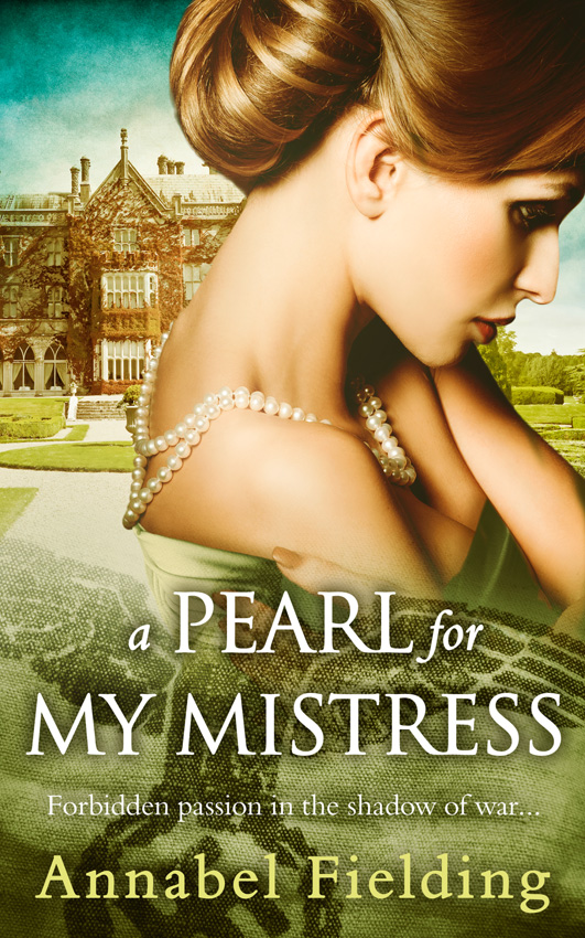 Annabel Fielding A Pearl for My Mistress delicate faux pearl floral ring for women