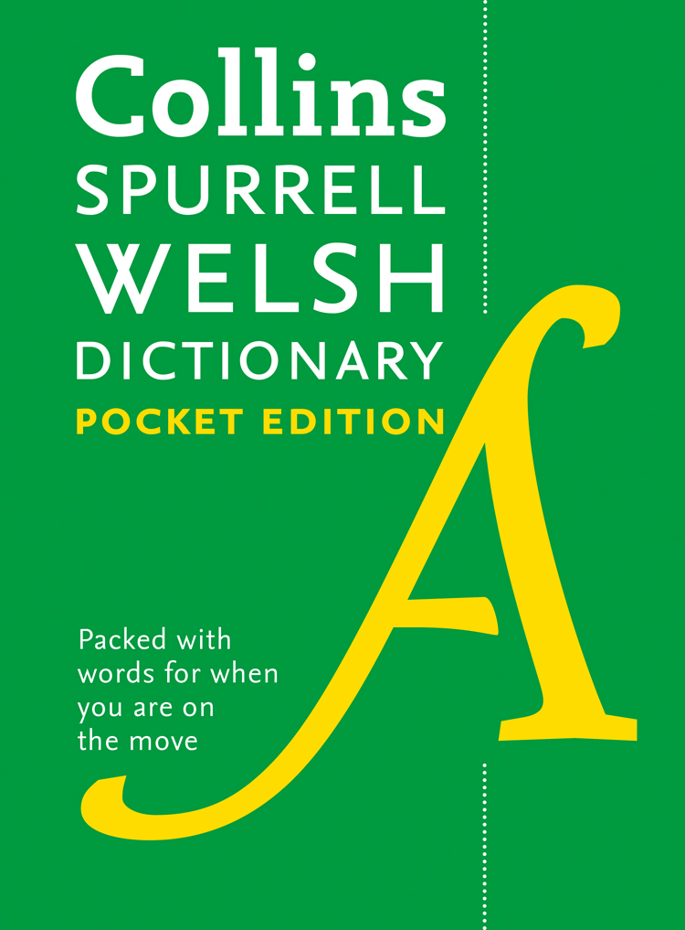 Collins Dictionaries Collins Spurrell Welsh Dictionary Pocket Edition: trusted support for learning