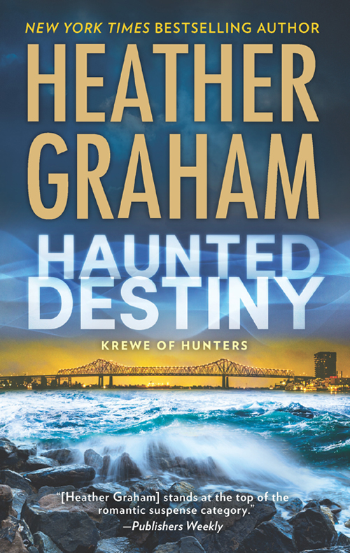 Heather Graham Haunted Destiny haunted