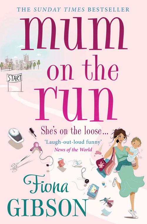 цены на Fiona Gibson Mum On The Run в интернет-магазинах