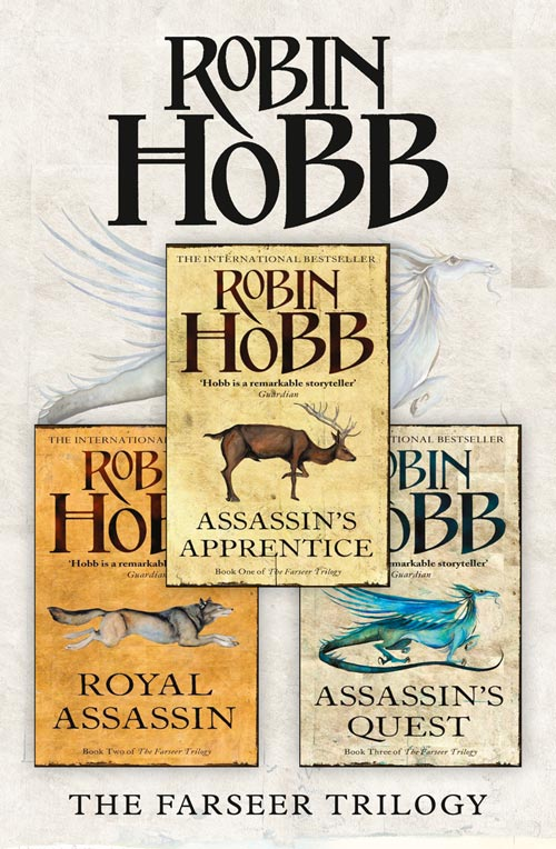 Робин Хобб The Complete Farseer Trilogy: Assassin's Apprentice, Royal Assassin, Assassin's Quest hobb r assassin s fate book iii of the fitz and the fool trilogy