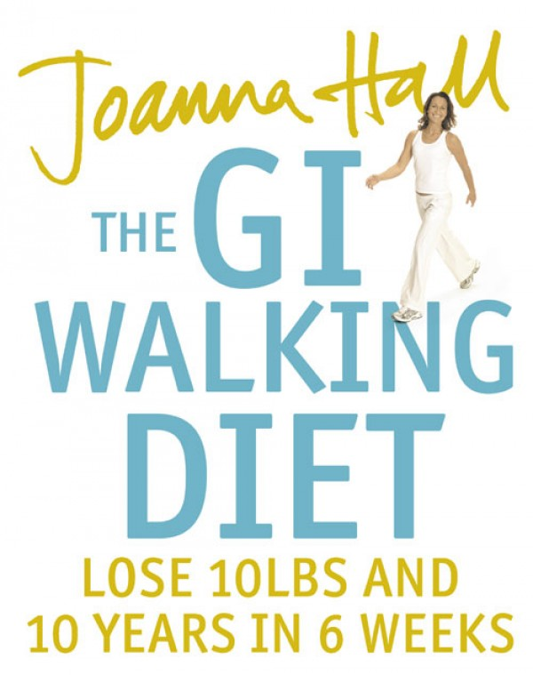 Joanna Hall The GI Walking Diet: Lose 10lbs and Look 10 Years Younger in 6 Weeks hp vivera 70 matte black 130 мл c9448a