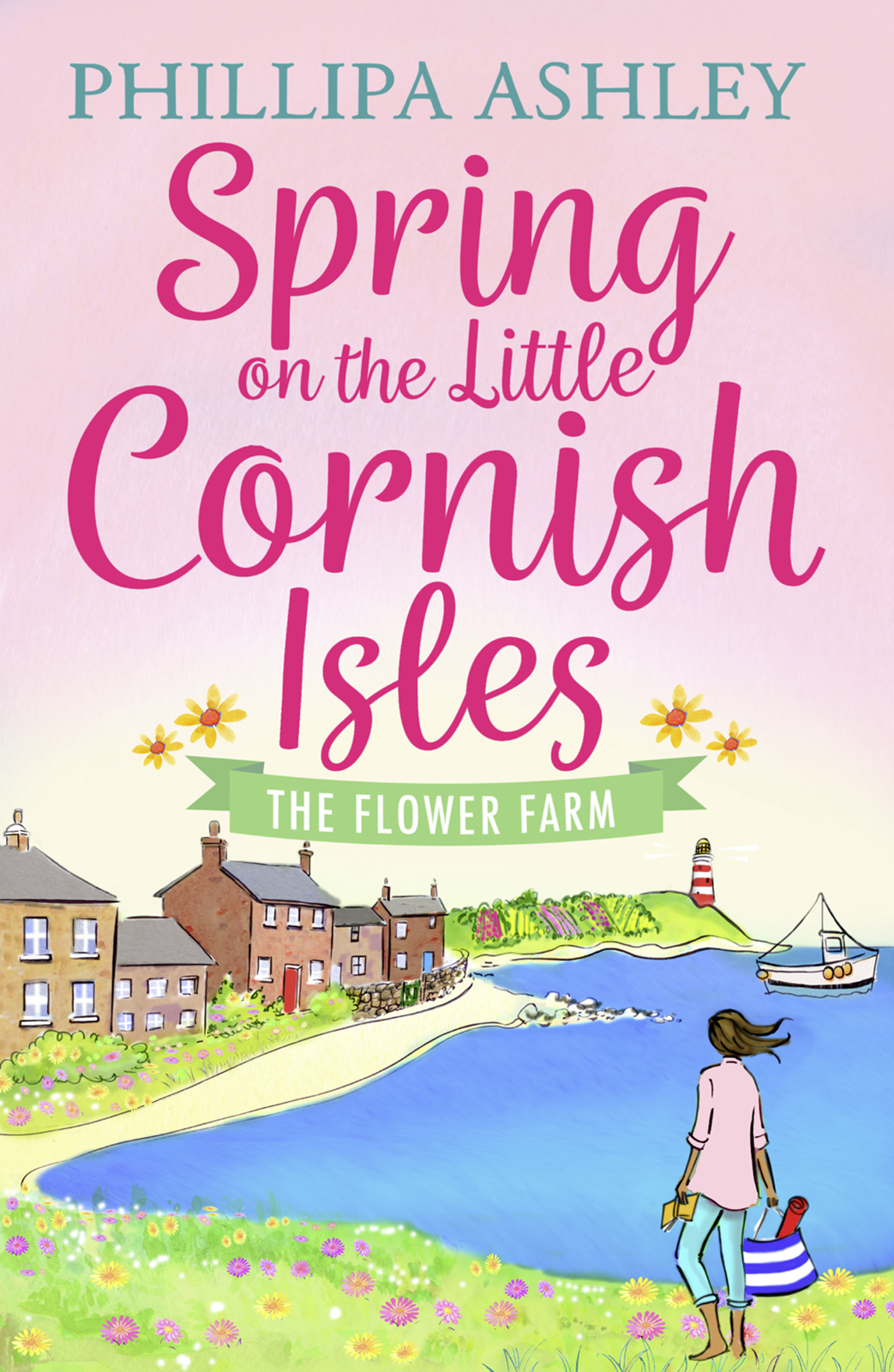 Phillipa Ashley Spring on the Little Cornish Isles: The Flower Farm the british isles cd