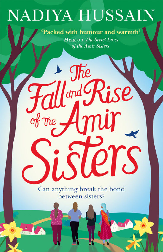 Nadiya Hussain The Fall and Rise of the Amir Sisters amir angers